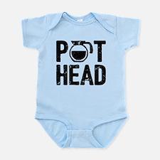 Pot Head Body Suit