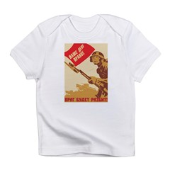 Red Army Infant T-Shirt