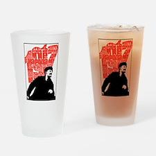 Lenin Pint Glass