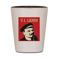 Lenin Shot Glass