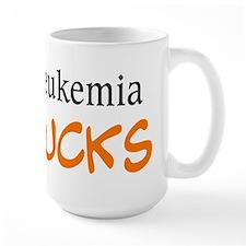 Leukemia Sucks Mug