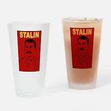 Stalin Pint Glass