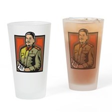 Stalin Pint Glass