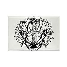 Cross Rectangle Magnet