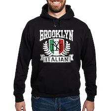 Brooklyn NY Italian Hoodie