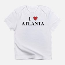 I Love Atlanta Infant T-Shirt