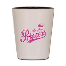 Bangkok Princess Shot Glass