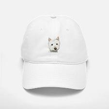 Westie Dog Baseball Baseball Cap