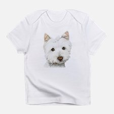 Westie Dog Infant T-Shirt