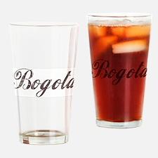 Vintage Bogota Pint Glass