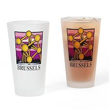 Brussels Pint Glass