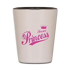 Fresno Princess Shot Glass