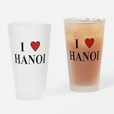 I Love Hanoi Pint Glass