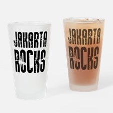Jakarta Rocks Pint Glass
