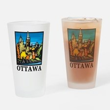 Ottawa Pint Glass