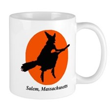 Salem, Mass. Witch's Brew Mug