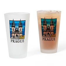 Prague Pint Glass