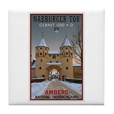 Nabburger Gate Tile Coaster
