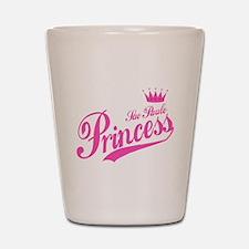 Sao Paulo Princess Shot Glass