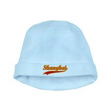 Retro Shanghai baby hat