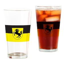 Stuttgart Flag Pint Glass