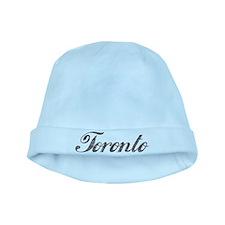 Vintage Toronto baby hat