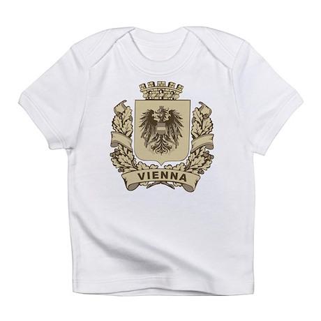 Stylized Vienna Crest Infant T-Shirt