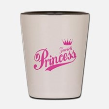 Zurich Princess Shot Glass