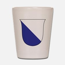 Zurich Coat Of Arms Shot Glass