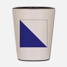 Zurich Flag Shot Glass