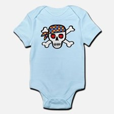 Rockin' Autism Skull Infant Bodysuit
