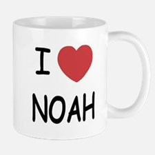 I heart noah Mug