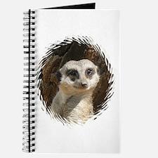 Cute Meerkat Journal