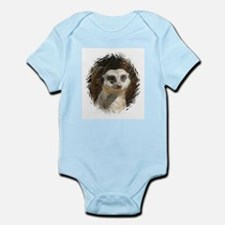 Cute Meerkat Body Suit