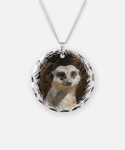 Unique Cute meerkat Necklace
