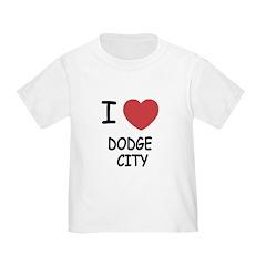 I heart dodge city T