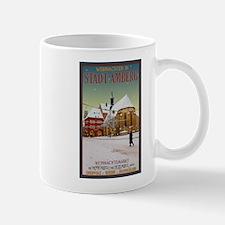 Christmas in Amberg Mug