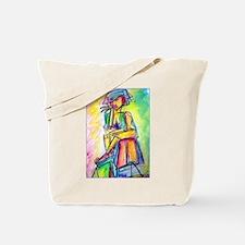 Abstract nart, nude, Tote Bag
