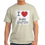 I heart grand junction Light T-Shirt
