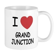 I heart grand junction Mug