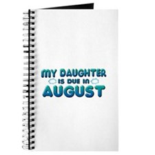My Daughter is Due in August Journal
