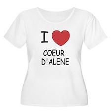 I heart coeur d'alene T-Shirt