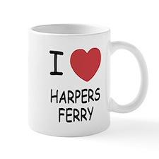 I heart harpers ferry Mug