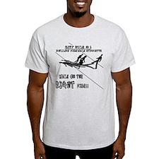 City Rule # 1 sidewalk etiquette T-Shirt