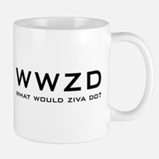 What Would Ziva Do? Mug