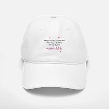 Complicated/Unpredictable cap