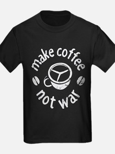 Coffee Not War T
