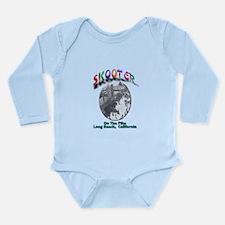 Skooter Long Sleeve Infant Bodysuit