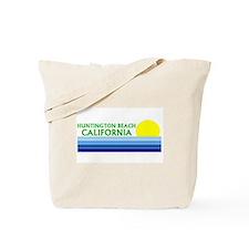 Unique Huntington beach Tote Bag