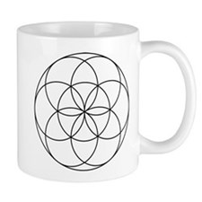 Germ Of Life Symbol Mug